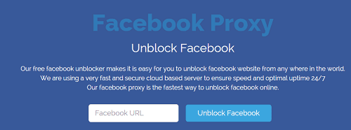direct-facebook-proxy-service
