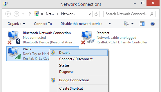 disable-network-connection-windows