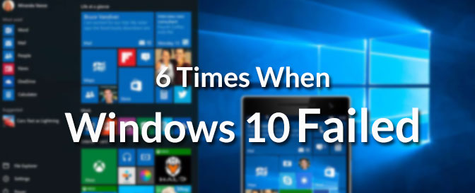 Top 6 Reasons Why You Should Not Upgrade to Windows 10