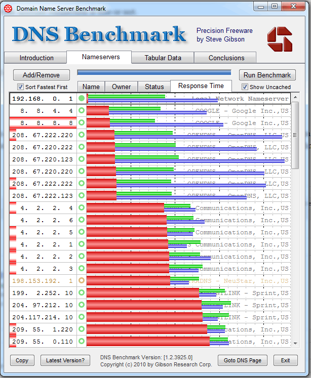 dns-benchmark-to-find-public-dns