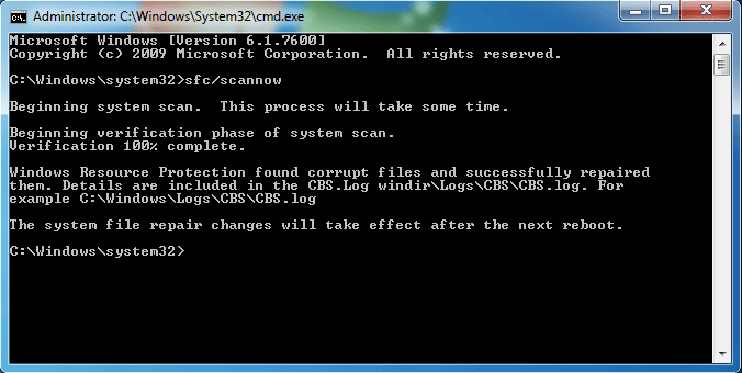 check-corrupted-system-files