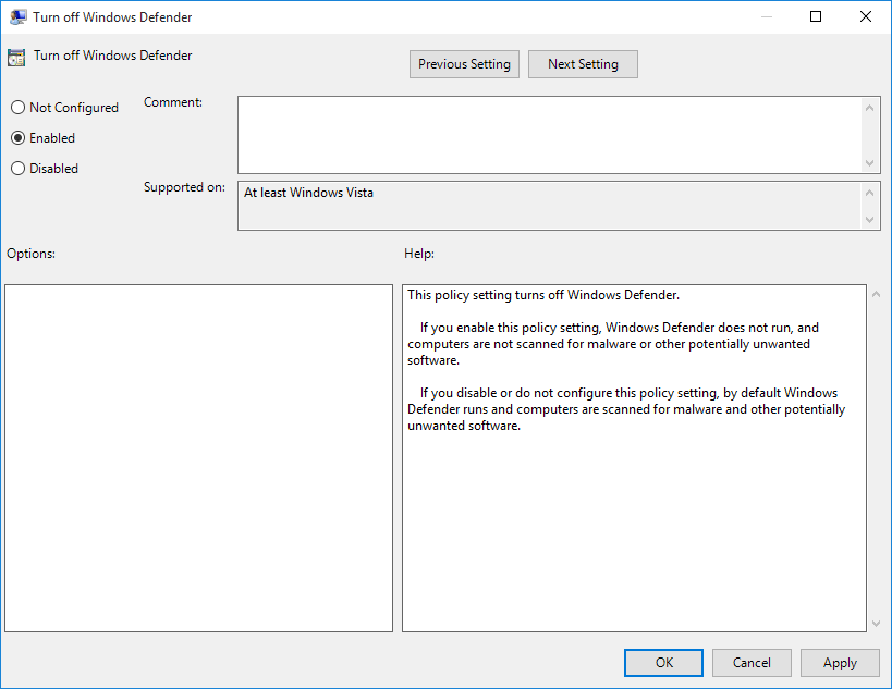 disable-windows-defender-group-policy-editor
