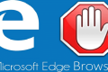 block advertisements in Edge browser