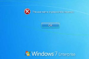 unlock Windows account password with SmartKey tool