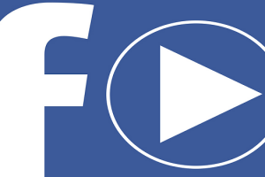 Facebook videos with logo