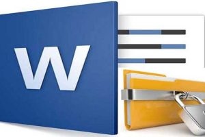 protect word document with password