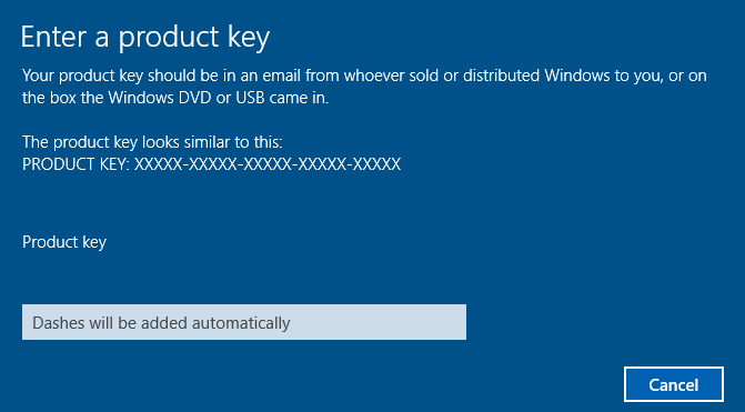 how to activate windows 7 without product key
