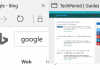 enable/disable tab preview of Microsoft Edge